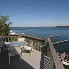 WO Lakefront Deck View